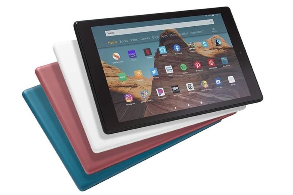 Amazon Fire HD 10: Νέα έκδοση του tablet, Kids Edition και το πρώτο Kindle για παιδιά