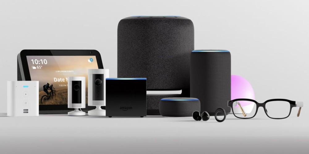 Αυτές είναι όλες οι νέες συσκευές της Amazon με βοηθό Alexa