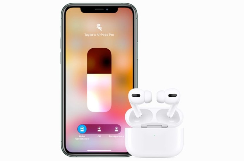 Apple AirPods Pro: Επίσημα με Active Noise Cancellation στα $249