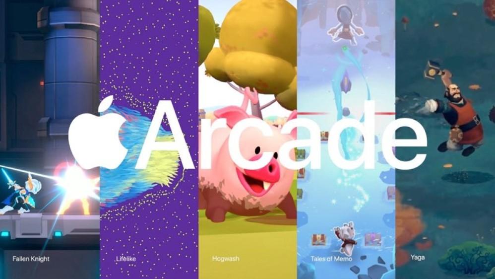 Αυτά είναι τα 5 νέα παιχνίδια που προστέθηκαν στο Apple Arcade