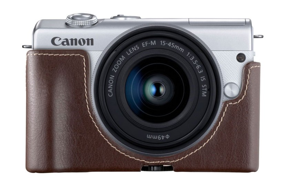 Canon EOS M200: Νέα compact mirrorless κάμερα με αισθητήρα 24.1MP