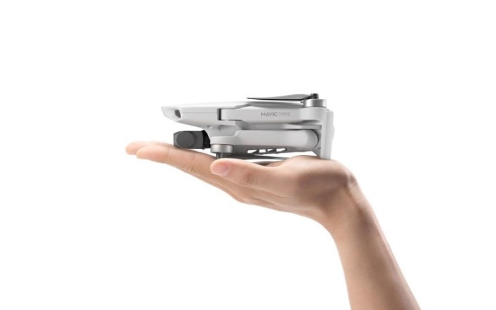 DJI Mavic Mini: Διέρρευσε το νέο μινι drone που χωρά στην παλάμη σου