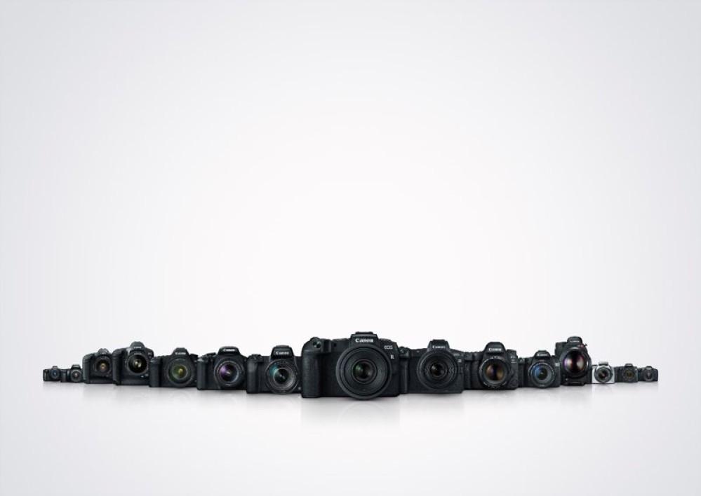 Canon: Γιορτάζει την παραγωγή 100 εκατ. DSLR της σειράς EOS
