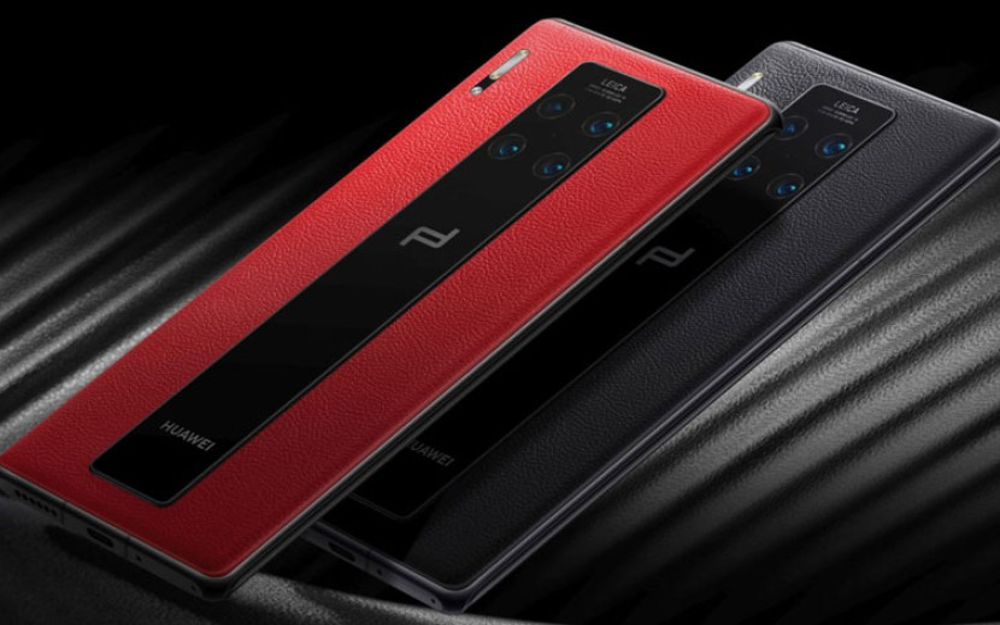 Huawei Mate 30: Δείτε επίσημα renders από τις τέσσερις εκδόσεις
