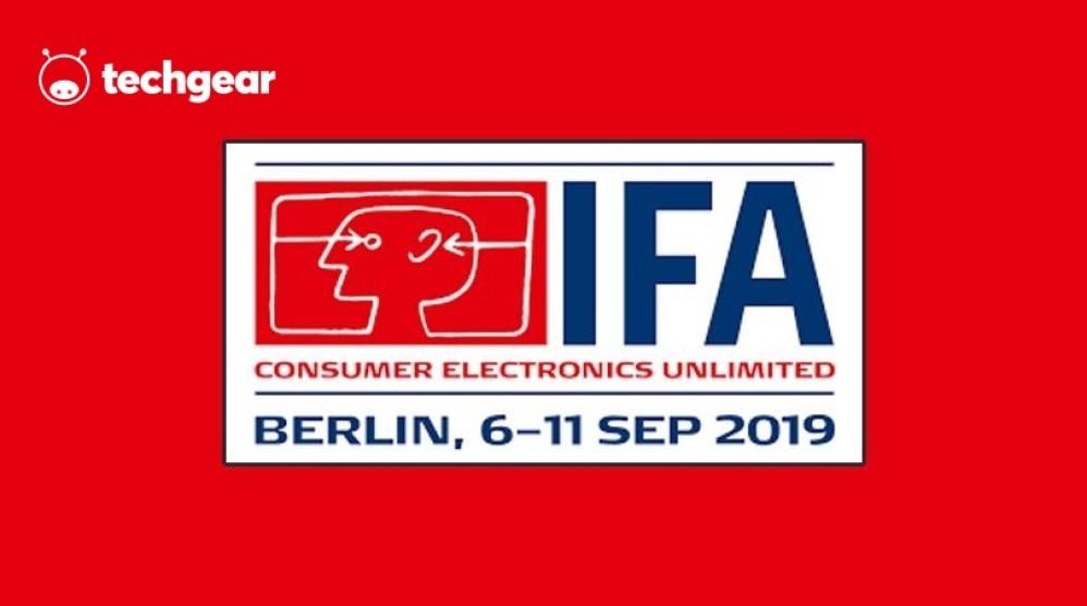 Το Techgear στην IFA 2019