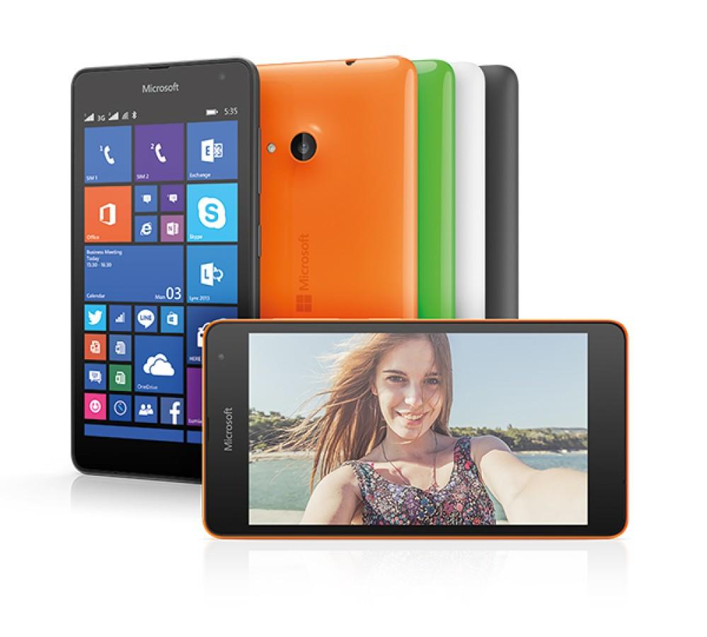 Φέτος το καλοκαίρι βγάλε τις καλύτερες selfies σου με το Lumia 535!