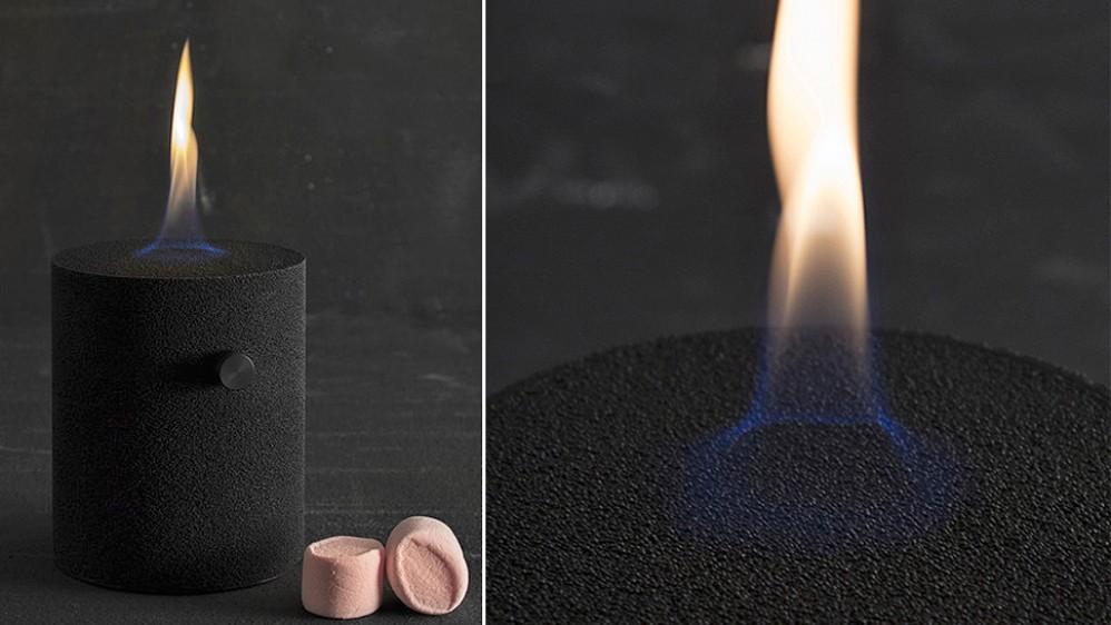 Κερί από συμπυκνωμένο χαλκό που δε σβήνει και δεν τελειώνει ποτέ