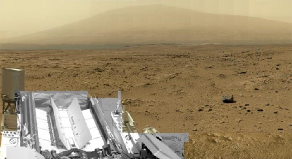 Tο Curiosity της NASA δημιουργεί εντυπωσιακό panorama 1.3 δισ. pixels του Άρη