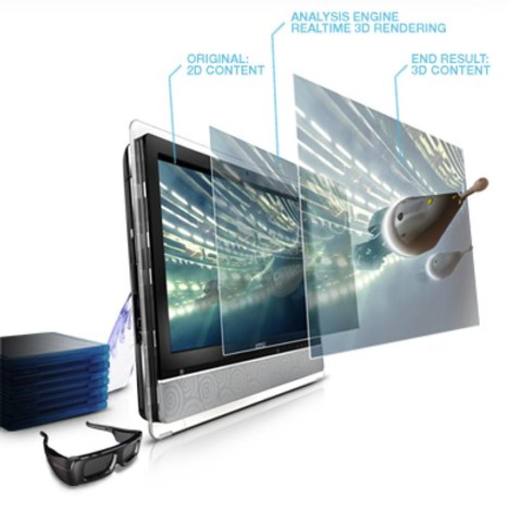 MSI Wind Top AE2420: Το πρώτο multitouch 3D AiO PC στον κόσμο!