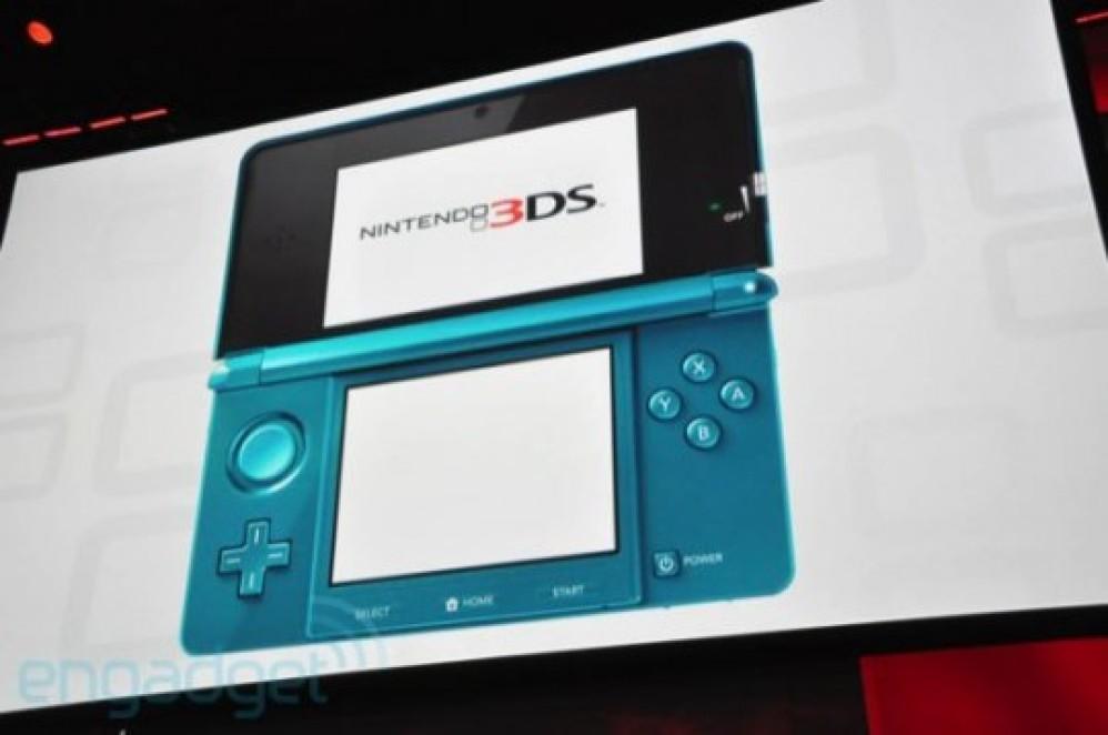 Nintendo 3DS επίσημα!