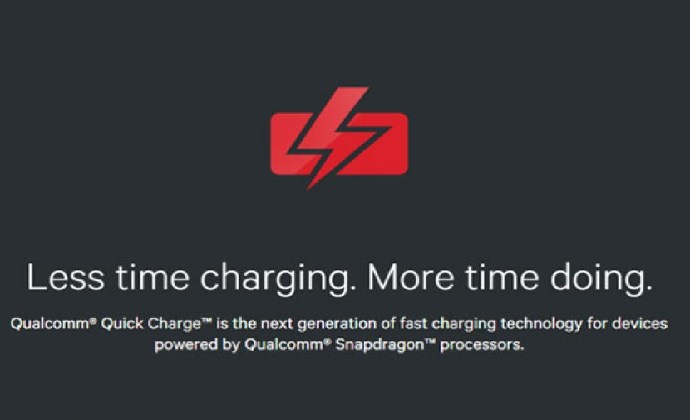 Qualcomm Quick Charge 3.0: Από το 0% στο 80% σε 35 λεπτά φόρτισης [Video]