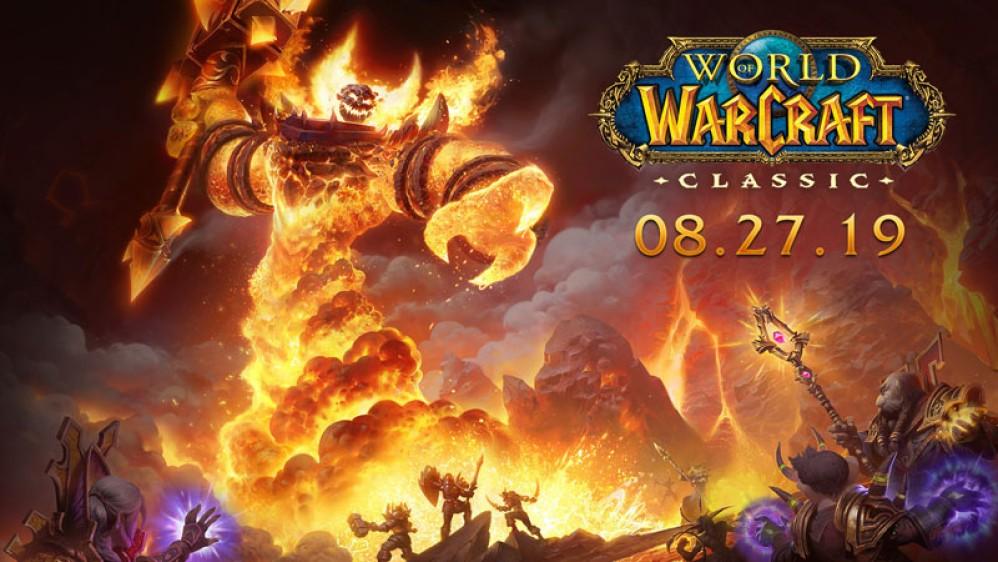 World of Warcraft Classic: Διαθέσιμο από σήμερα για όλους