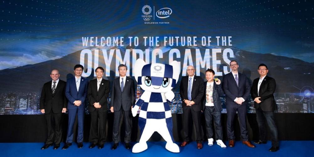 Η Intel θα καταγράφει τις κινήσεις των αθλητών με ειδικό σύστημα 3D καμερών στους Ολυμπιακούς Αγώνες του Τόκιο