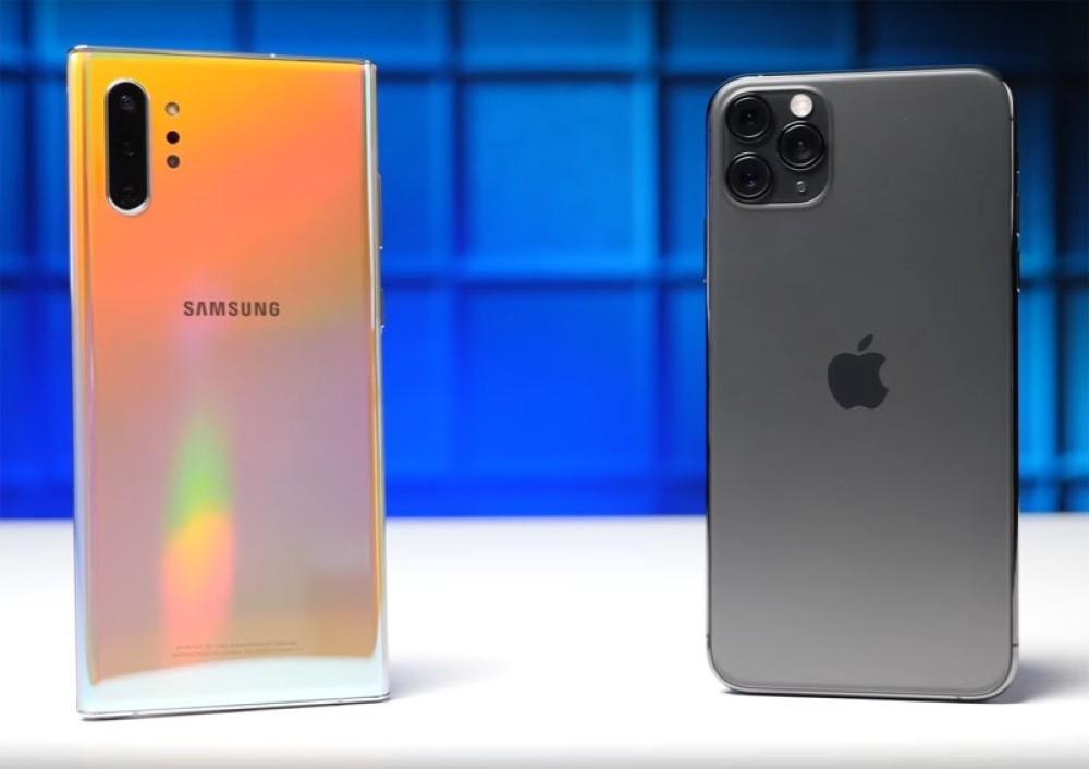 iPhone 11 Pro Max vs Samsung Galaxy Note10+: Ποιο έχει μεγαλύτερη αυτονομία;