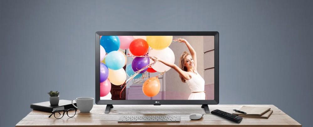 Νέα TV Smart HD ready monitors από την LG, συνδυάζουν τηλεόραση και οθόνη υπολογιστή