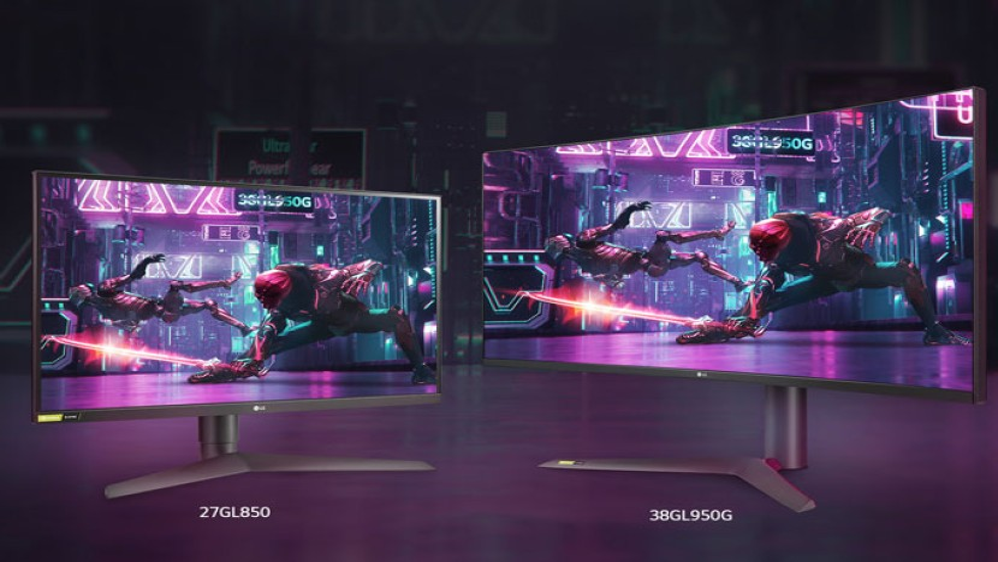 LG UltraGear IPS: Νέα σειρά gaming monitors με 1 ms χρόνο απόκρισης