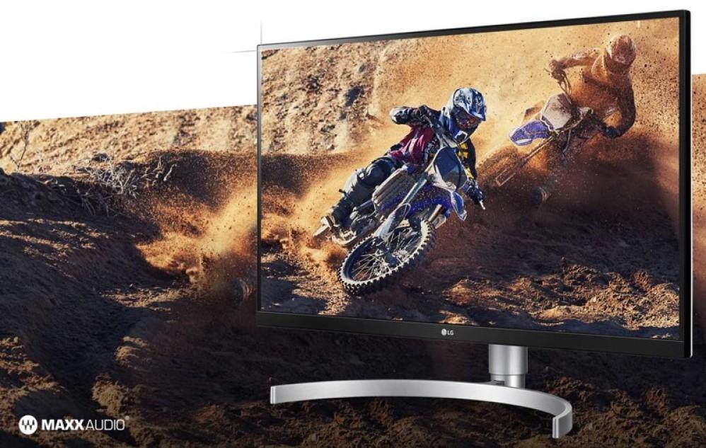 LG 27UL850-W: Νέο 4K HDR monitor για καθηλωτική εμπειρία θέασης