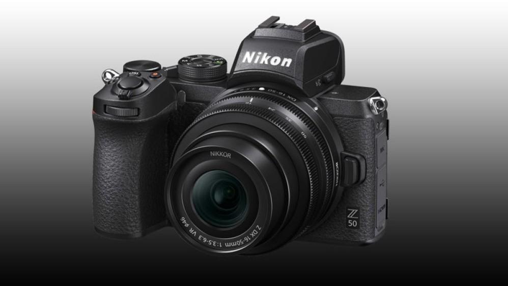 Nikon Z 50: Η νέα mirrorless DX format κάμερα με μικρή και ελαφριά κατασκευή