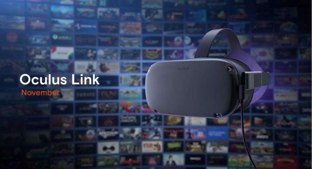 Oculus Quest: Σημαντικές προσθήκες και υποστήριξη των games του Oculus Rift μέσω PC