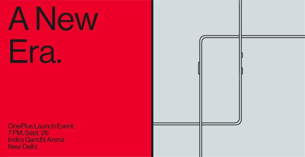 OnePlus 7T/7T Pro: Επίσημη παρουσίαση στις 26 Σεπτεμβρίου!