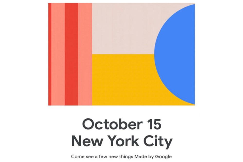 Pixel 4 και Pixel 4 XL παρουσιάζονται επίσημα στις 15 Οκτωβρίου 2019