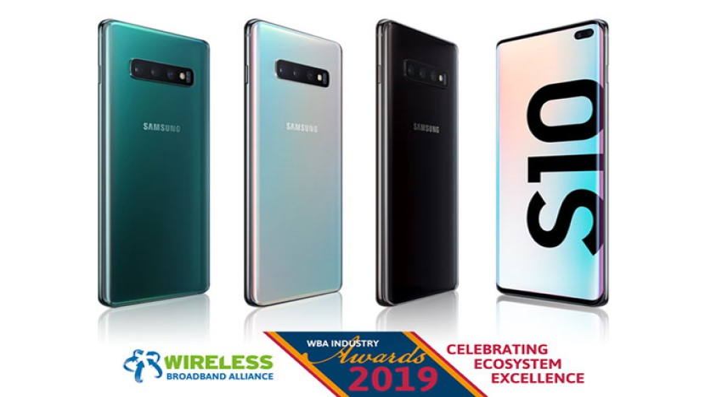 Samsung: Βραβείο για «Καλύτερη Καινοτομία Wi-Fi» από τη Wireless Broadband Alliance