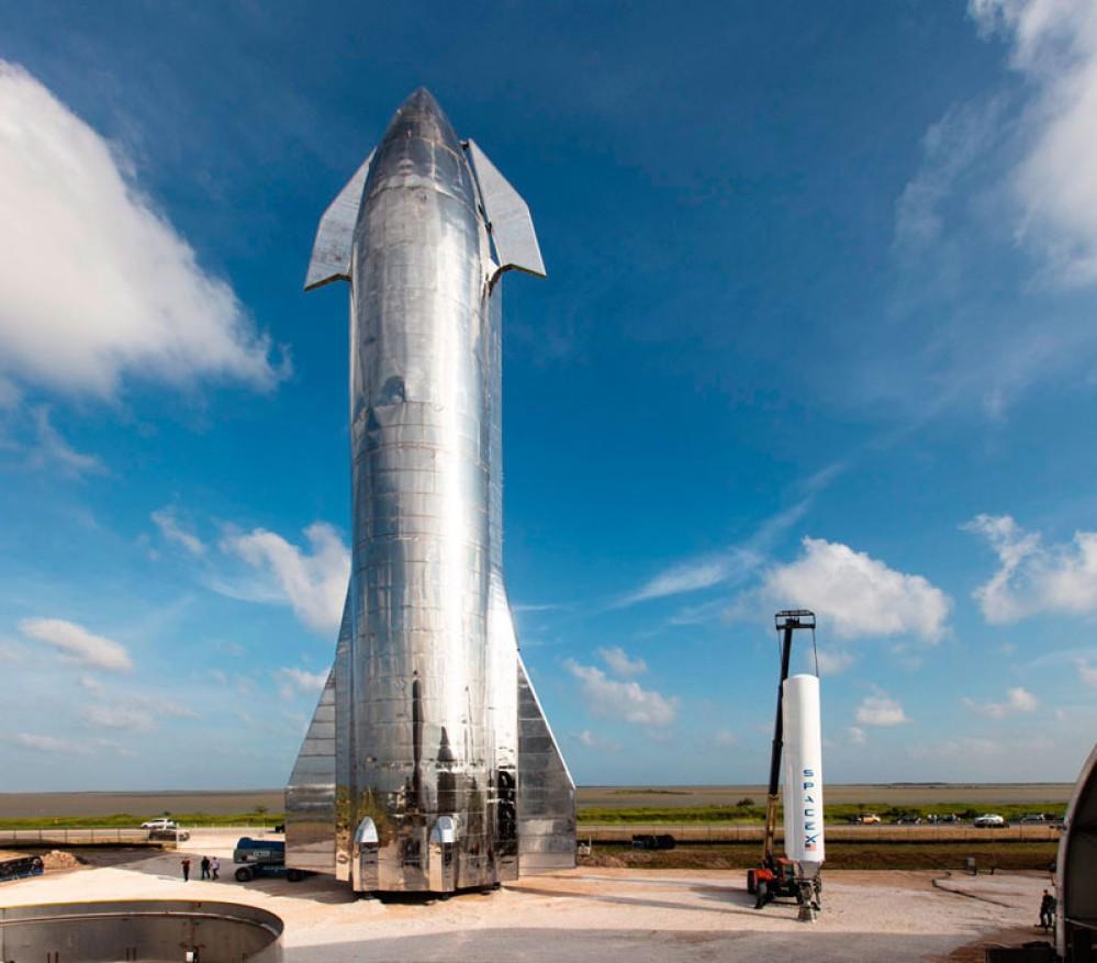Το Starship του Elon Musk θα μπει σε τροχιά μέσα στο επόμενο 6μηνο