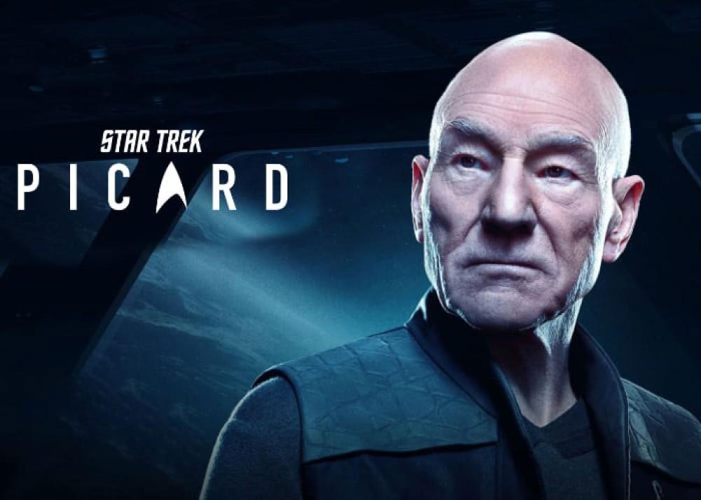 Star Trek Picard: Η νέα σειρά με τον Sir Patrick Stewart κάνει πρεμιέρα τον Ιανουάριο