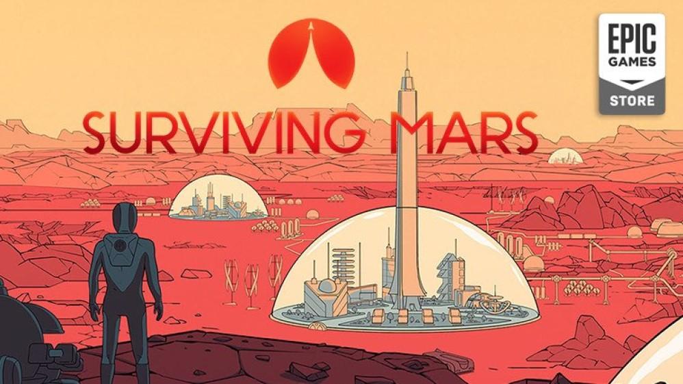 Surviving Mars: Διαθέσιμο δωρεάν στο Epic Games Store