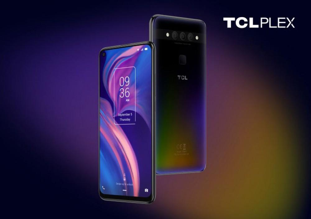 TCL Plex: Το πρώτο smartphone της εταιρείας έχει ενδιαφέρον