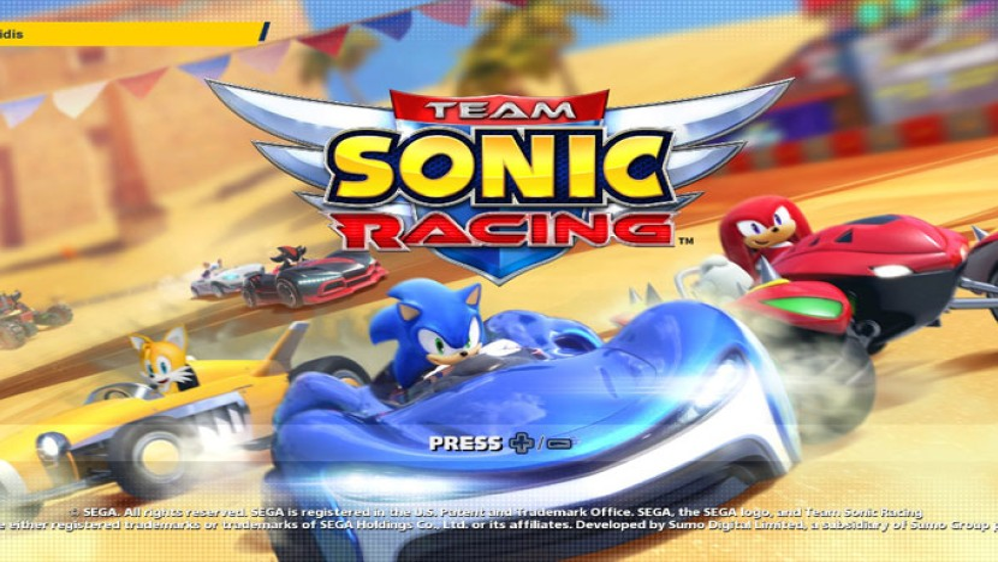 Team Sonic Racing: To review για την έκδοση του Nintendo Switch