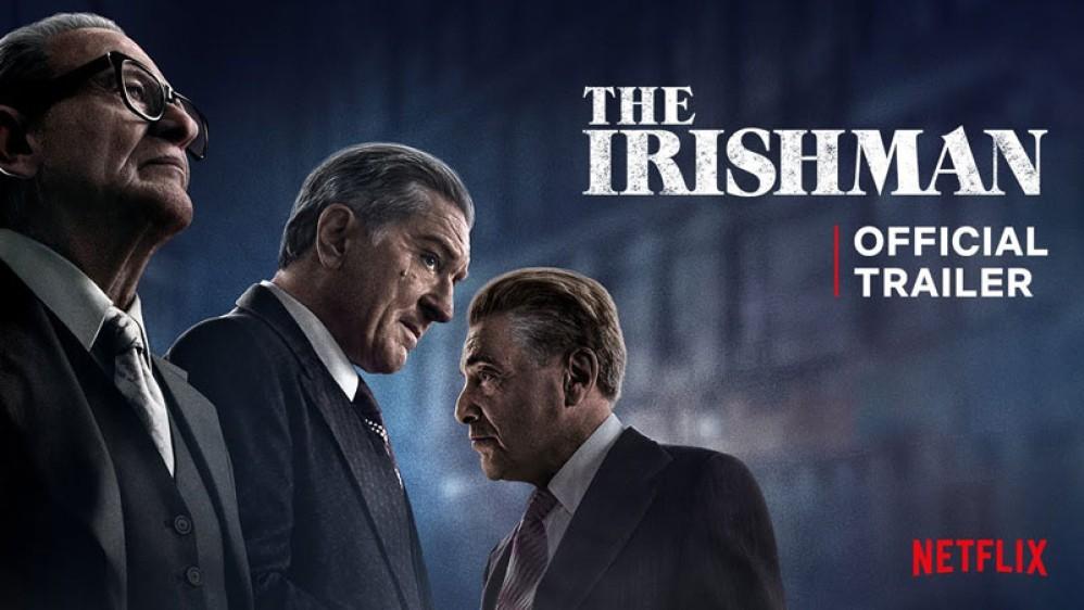 The Irishman: Νέο trailer και εντυπωσιακό de-aging στον Robert De Niro!