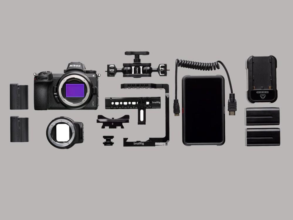 Nikon Z 6: Διαθέσιμο το πρώτο κιτ λήψης video με τεχνολογία mirrorless