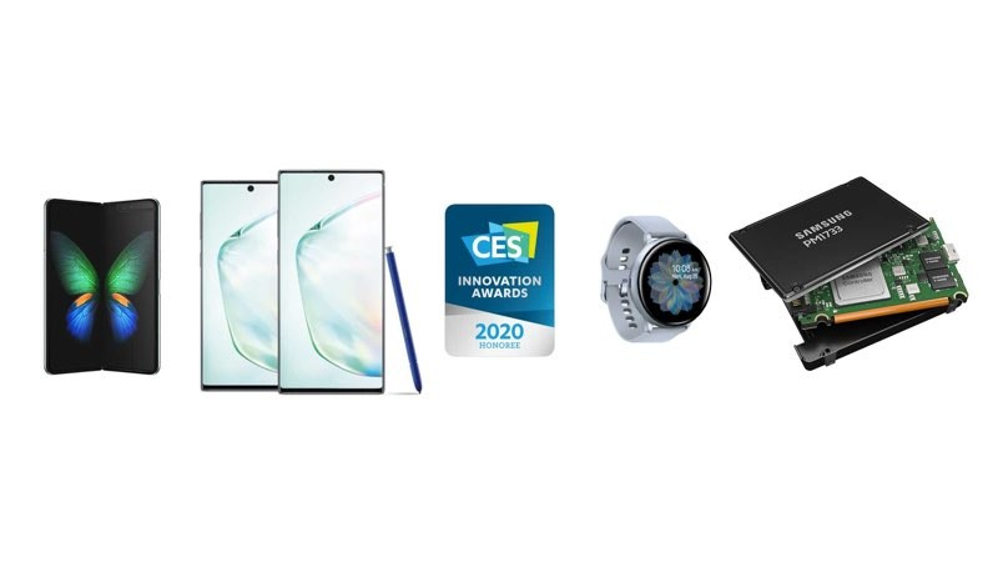 CES 2020: 46 βραβεία καινοτομίας για τα προϊόντα της Samsung