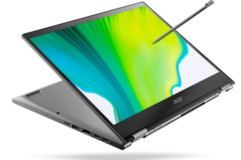 Acer Spin 3 και Spin 5: Τα νέα convertibles με λεπτότερη κατασκευή και γραφίδα [CES 2020]