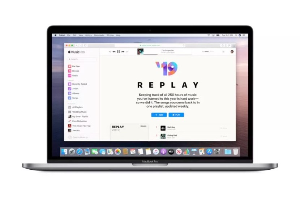 Το Apple Music Replay έρχεται να σου θυμίσει τι άκουσες πιο πολύ μέσα στη χρονιά