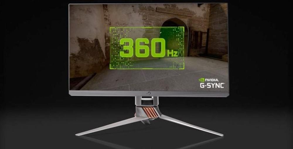 Nvidia και ASUS αποκαλύπτουν την ταχύτερη οθόνη gaming στον κόσμο [CES 2020]