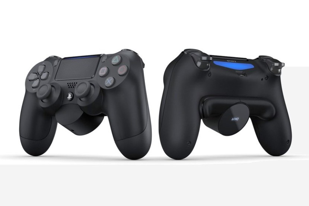 Back Button Attachment:  Το νέο αξεσουάρ για το τηλεχειριστήριο DualShock 4 του PS4