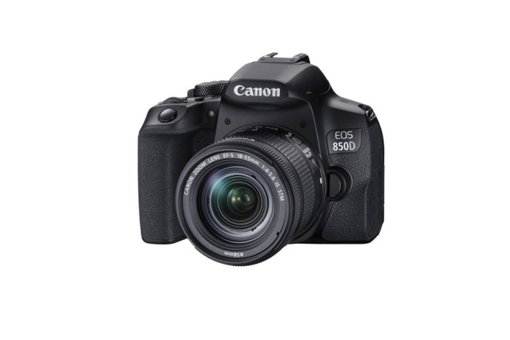 Canon EOS 850D: Η νέα entry-level DSLR της εταιρείας