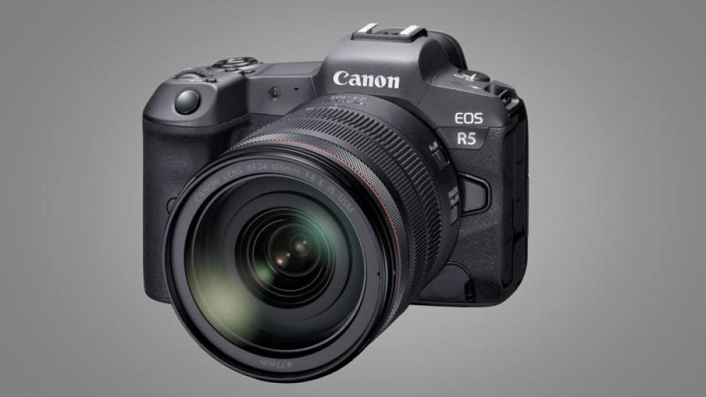 Canon EOS R5: Επίσημα η νέα πανίσχυρη full-frame κάμερα με δυνατότητα λήψης 8K video
