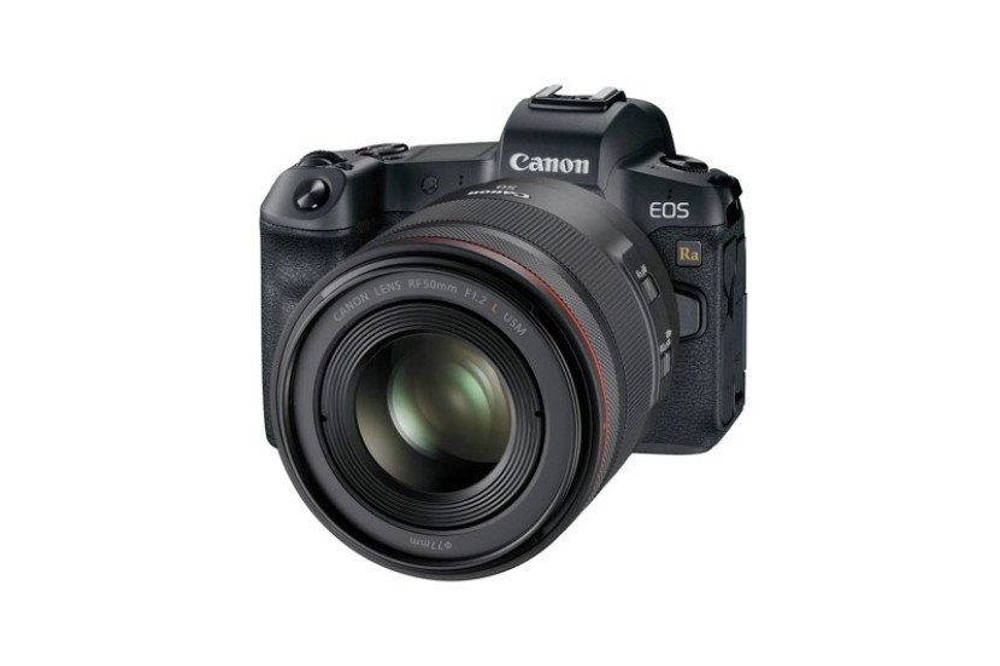 Canon EOS Ra: Μια νέα full-frame κάμερα ειδικά για αστροφωτογραφία