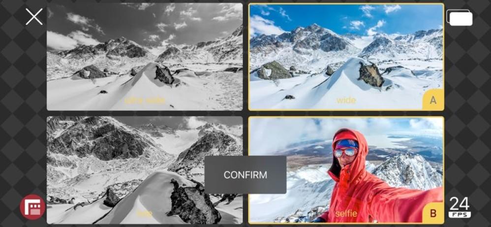 DoubleTake: Η δωρεάν εφαρμογή iOS για ταυτόχρονη λήψη video με διαφορετική κάμερα
