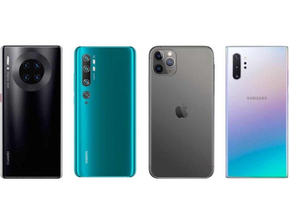 Αυτά είναι τα smartphones με τις κορυφαίες κάμερες για το 2019, σύμφωνα με το DxOMark
