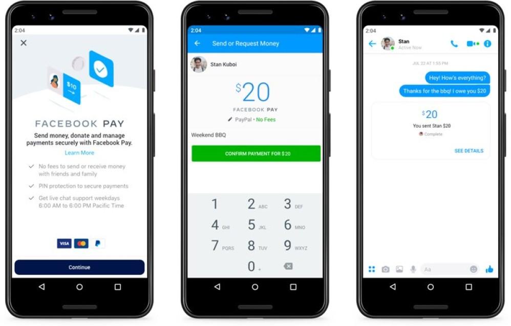 Facebook Pay: Αυτό είναι το νέο σύστημα πληρωμών της εταιρείας