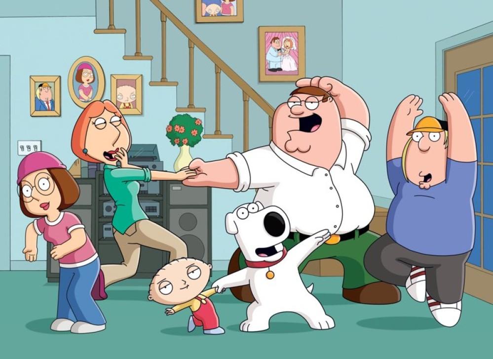 Ο δημιουργός του Family Guy υπέγραψε με το NBC έναντι $200 εκατ.