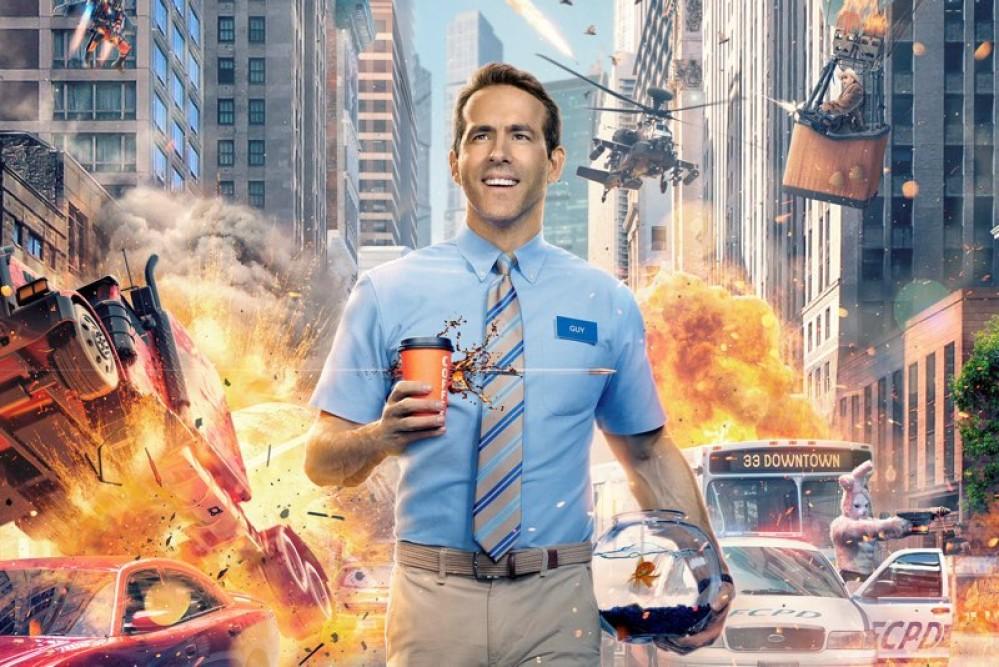 Free Guy: Πρώτο trailer για τη νέα ταινία του Ryan Reynolds
