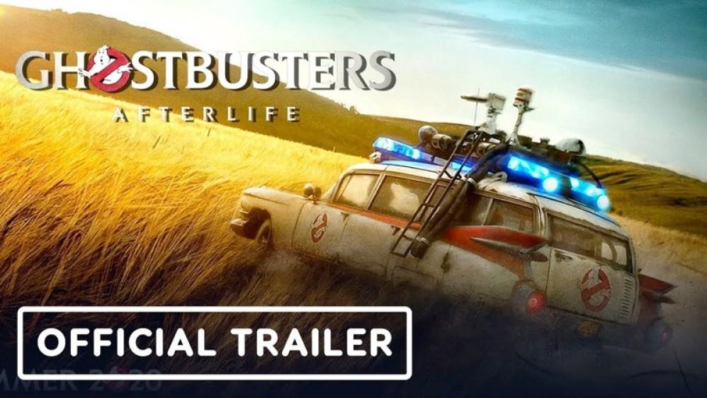 Ghostbusters: Afterlife, πρώτο trailer και ημερομηνία πρεμιέρας!