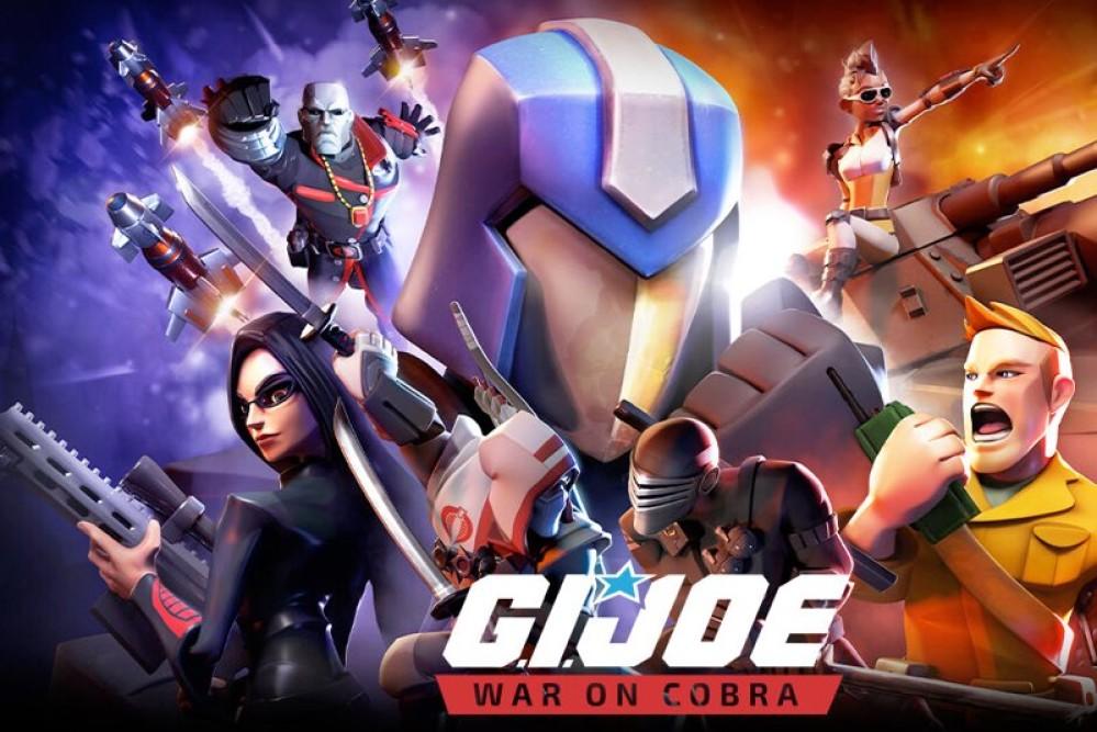 G.I. Joe: War on Cobra, διαθέσιμο δωρεάν για Android και iOS
