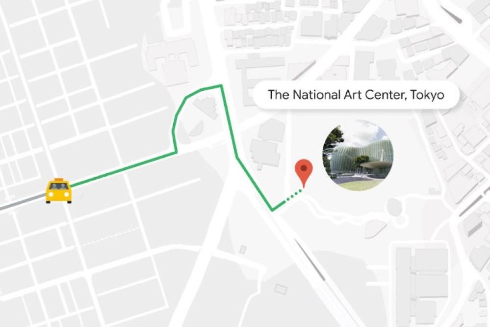 Google Maps: Νέα λειτουργία σου υπαγορεύει τις ονομασίες μνημείων και τοποθεσιών στην τοπική γλώσσα