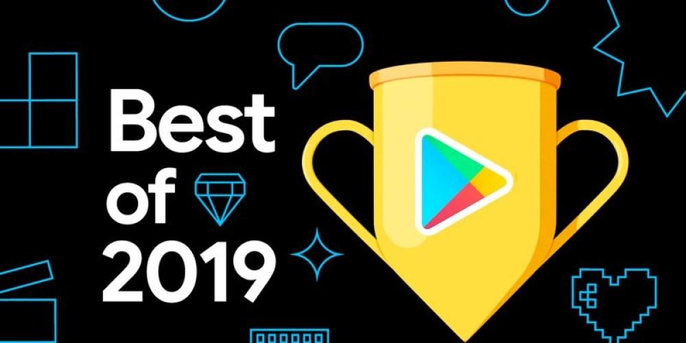 Αυτά είναι τα κορυφαία Android apps και games για το 2019 σύμφωνα με τη Google
